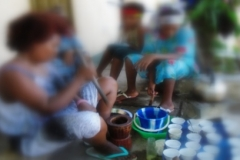 FSWs Coffee Ceremony in Drop In Centers