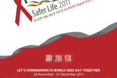 Safer Life Flyer(Front)